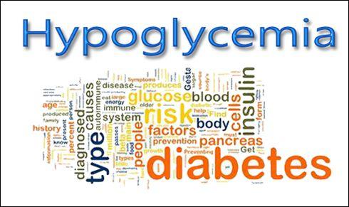 ડાયાબિટિસ અને હાયપોગ્લાયસેમિયા (સુગર ઘટવી) Image